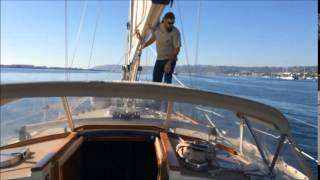 S/V Southern Cross ep.2 - Sailing Offshore of San Diego, CA