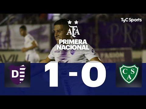 Villa Dálmine 1 vs. Sarmiento (J) 0 | Fecha 20 | Primera Nacional 2019/2020