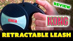 Kong Retractable Dog Lead Review - For Large Breed Dogs