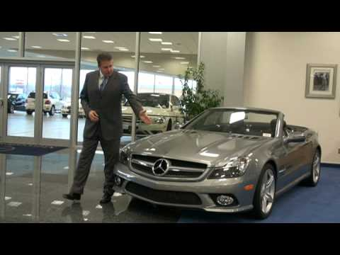 Ray catena mercedes union 2009 sl550 youtube for Ray catena mercedes benz