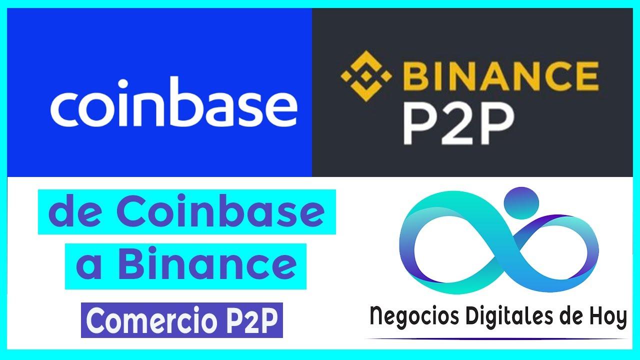 commercio bitcoin da coinbase a binance)
