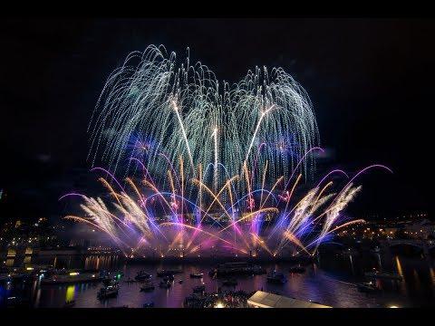 NAVALIS 2018 Ohňostroj (Photos, Video) - Makalu Fireworks