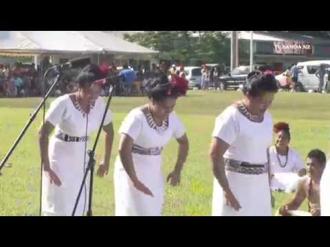 Iva Savai'i - 52nd Independence of Samoa 2014