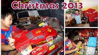 Family Christmas 2013    Family Ginger Bread; Laura Vitale's Green Bean Casserole