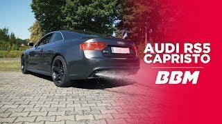 Ist das ein WASSERWERFER? | Audi RS5 Capristo by BBM