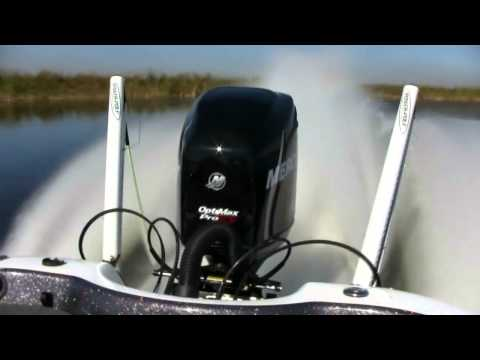 Bass Boat Power-Pole Drive off