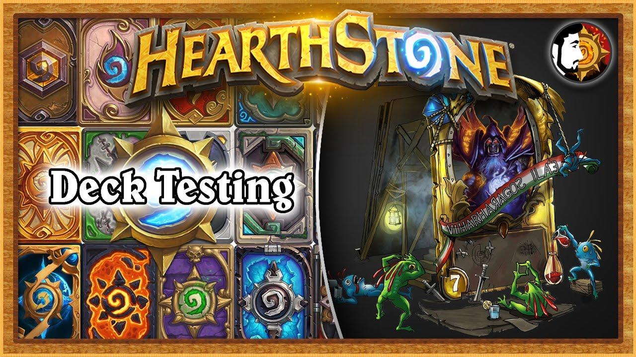 Hearthstone aktuelle decks