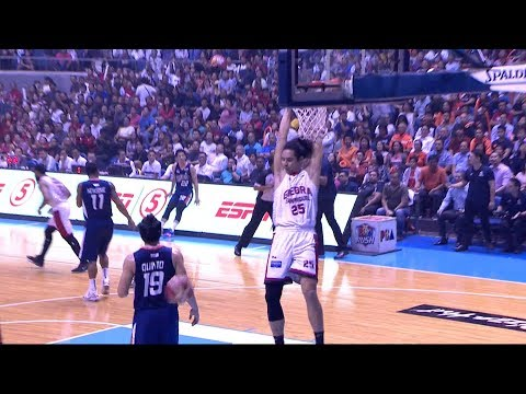 Stanley Pringle Lobs It Up To Japeth Aguilar For The Jam! | PBA Governors' Cup 2019 Finals