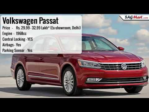 list   volkswagen cars  india  youtube