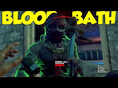 The Culling Bloodbath! Death In The Air! (GAMEPLAY) Ep.1