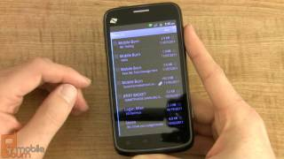 ZTE Warp (Boost Mobile) video review