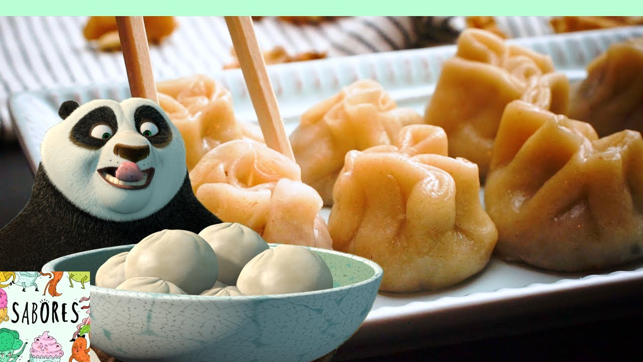 Dumplings rellenos