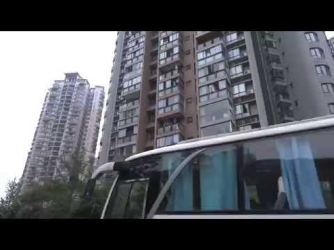 "CHINA MYSTERY MEGA-CITY CHONGQING, ""2014 SOLOAROUNDWORLD IN 25 DAYS"", PAUL HODGE, Ch 116"