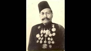 Ustad Faiyaz Khan - Tarana in Raag Bageshree