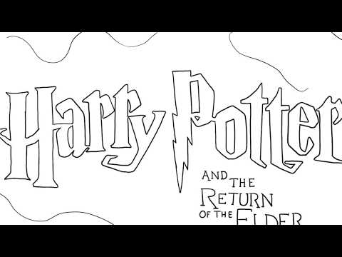 Harry Potter and the Return of the Elder Wand Animation by Sohum Manchanda NIDV