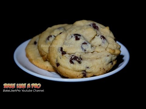Super Yummy Old Fashioned Chocolate Chip Cookies Recipe