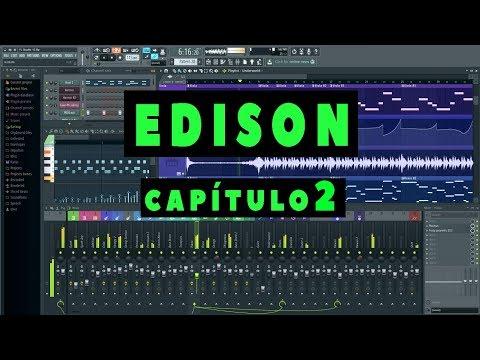 """EDISON - Aprende a Manejarlo - Capítulo 2 - """"Opciones de Grabación"""" - Tutorial"""