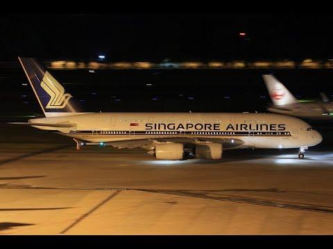 SINGAPORE AIRLINES SQ346 Economy Class [Singapore - Zürich] Review