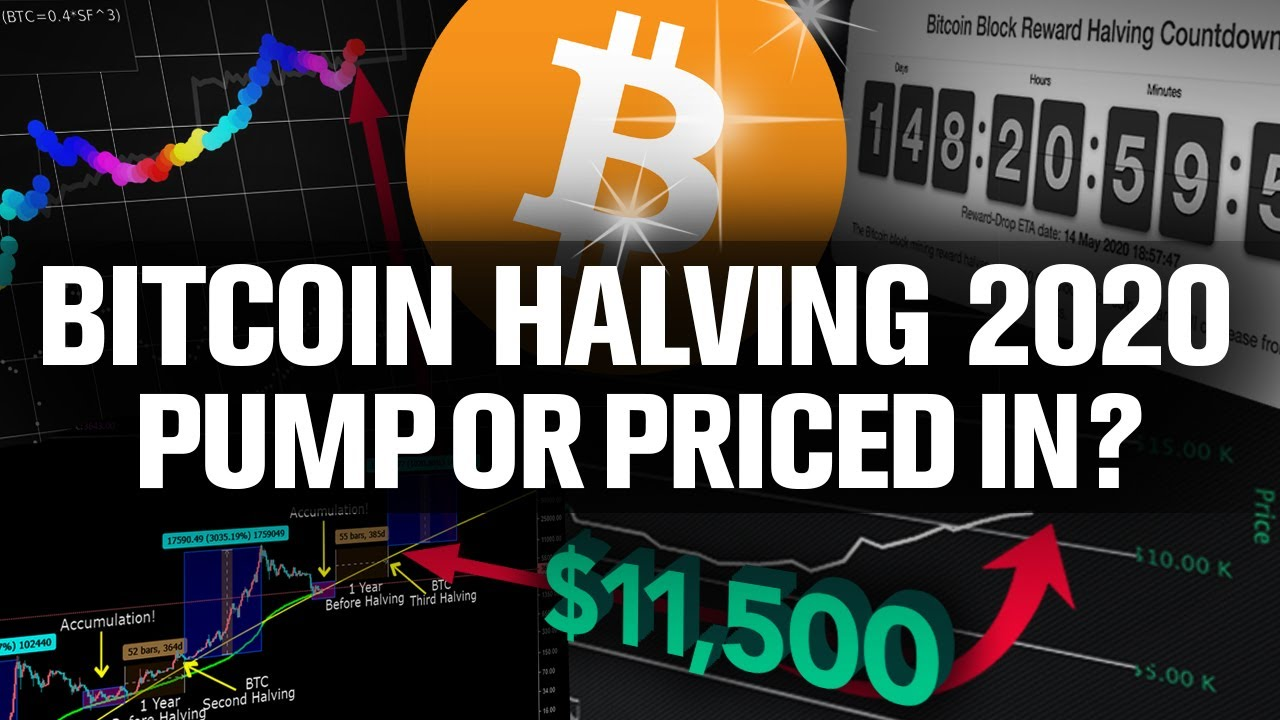 BITCOINs Halving 2020 Will Be Different This Time! How?