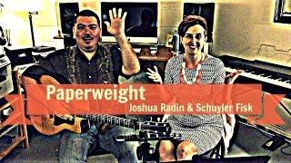 Paperweight (Joshua Radin & Schuyler Fisk) - Mango Season Cover