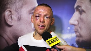 UFC Brisbane: Ross Pearson wants Alvarez or to KO Diego Sanchez next