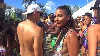 Trinidad and Tobago Carnival 2018 Tribe 3