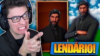 I BOUGHT THE LEGENDARY SKIN OF THE REAPER AND DESTROYED GENERAL! Fortnite: Battle Royale