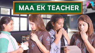 Maa Ek Teacher l  Maa Moral Stories For Kids l Stories For Kids l Ayu And Anu Twin Sisters