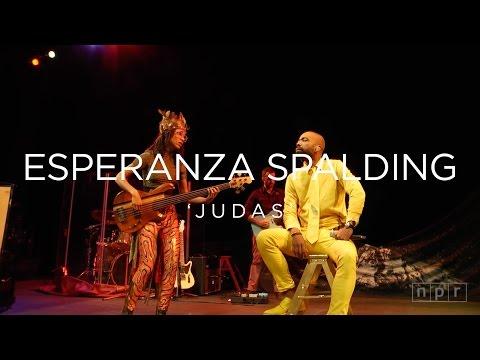 Esperanza Spalding: Judas | NPR MUSIC FRONT ROW