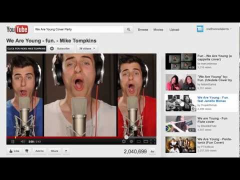 We Are Young ♫ Cover Party ♫   MeTheOne