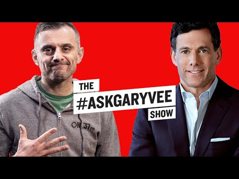 The Future of Esports & Sports Betting | #AskGaryVee 304 With Strauss Zelnick
