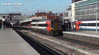Nottingham Station 05.11.2016