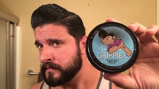 Pompking Grippie Pomade Review