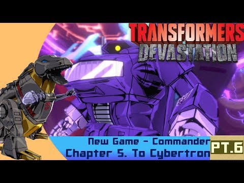 [Transformers Devastation] NG Commander Pt. 6 | Suplex City