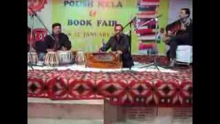 Tribute to Sri Manna Dey, Sang by ASISH DEY, on 11.01.2014 song (7) Katodin Dekhini