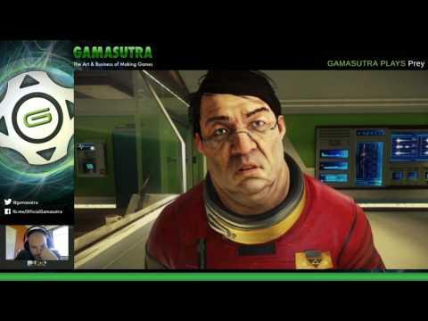 Gamasutra Plays Prey with lead designer Ricardo Bare