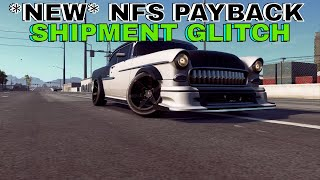 *NEW* UNLIMITED SHIPMENT GLITCH NEED FOR SPEED PAYBACK AFTER UPDATE/PATCH