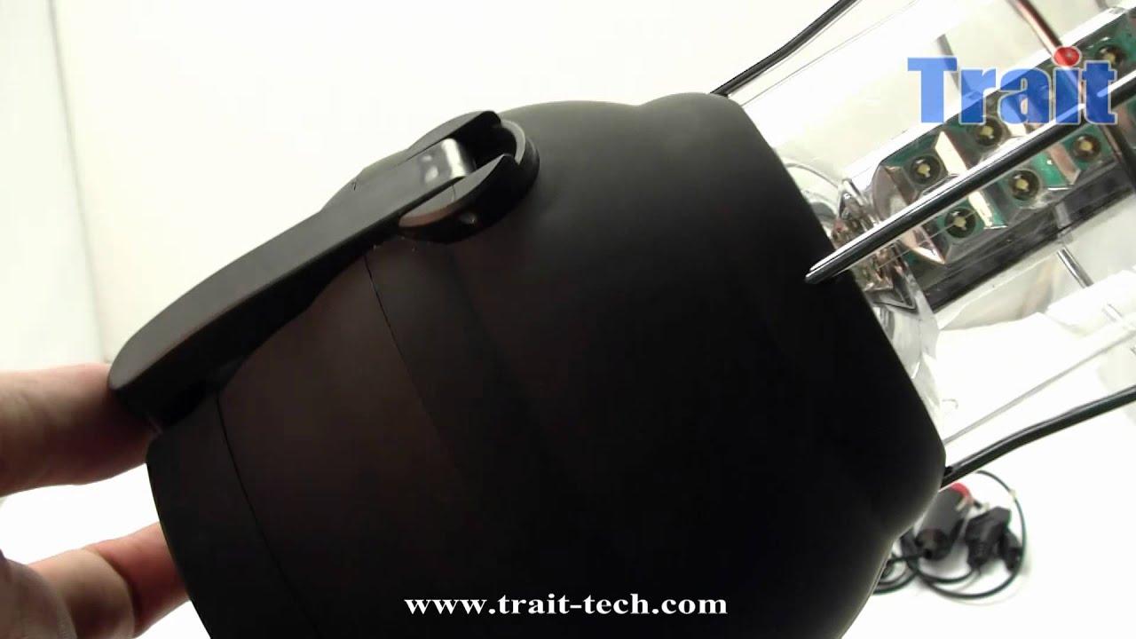 Portable Super Bright Hand Crank Solar Led Lantern With