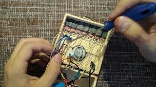 Музыкальная шкатулка \ DIY