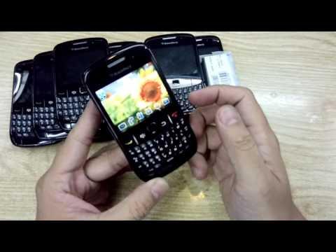 BlackBerry 8520, Điện Thoại BlackBerry Curve 8520 chính hãng MUA NGAY KẺO HẾT