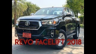 TOYOTA HILUX REVO FACELIFT ALL NEW STOCK AVAILABLE