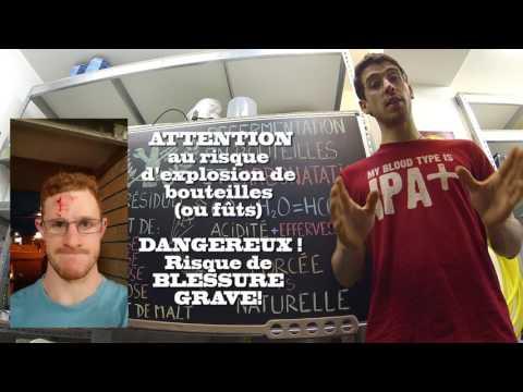 Refermentation en Bouteilles et Carbonatation (Brassage Bière Amateur)