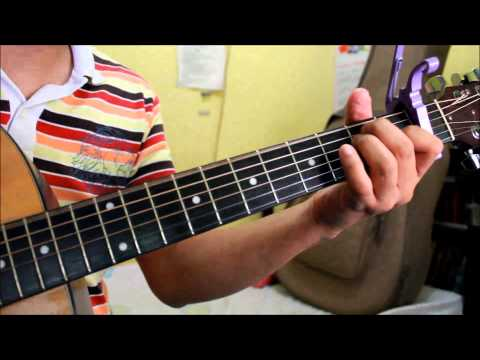 Love Moves (In Mysterious Ways) Guitar Tutorial