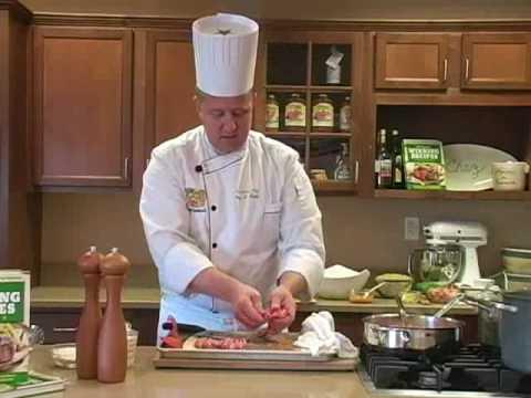 Stew's Chef Shorts:  Lobster Bisque