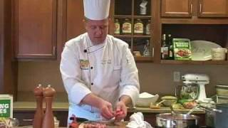 Stew's Chef Shorts:  Lobster Bisque