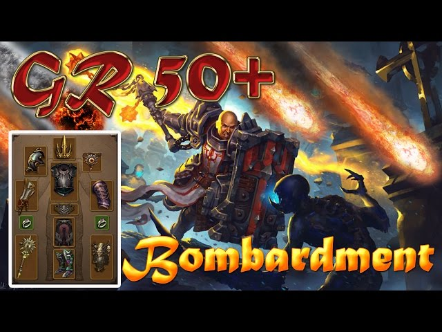 [2.4.1]Lon Bombardment [Build] Crusader [GR50+] with bads items