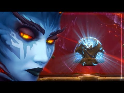 The Eternal Palace Final Cinematic | Queen Azshara | WoW BfA Patch 8.2 Rise of Azshara