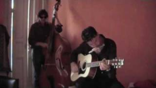 Kieran Mc Kenna With Hector Oliveira - Slow Train To Dawn - Acoustic Version