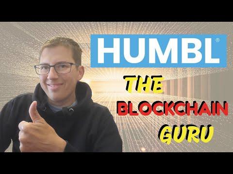 HUMBL The Blockchain GURU…