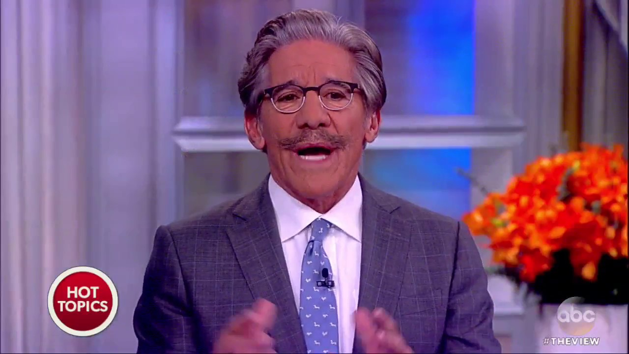 Geraldo Rivera On Friendship With Trump, Weighs In an Stormy Daniels, Matt Lauer Scandals | The View